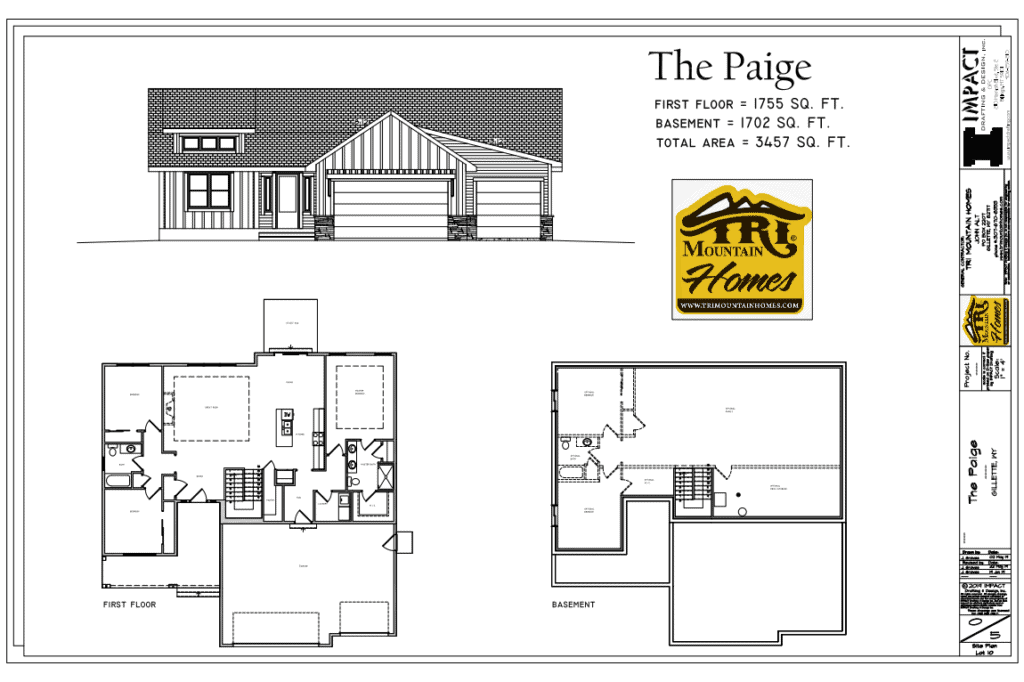 paige home plan