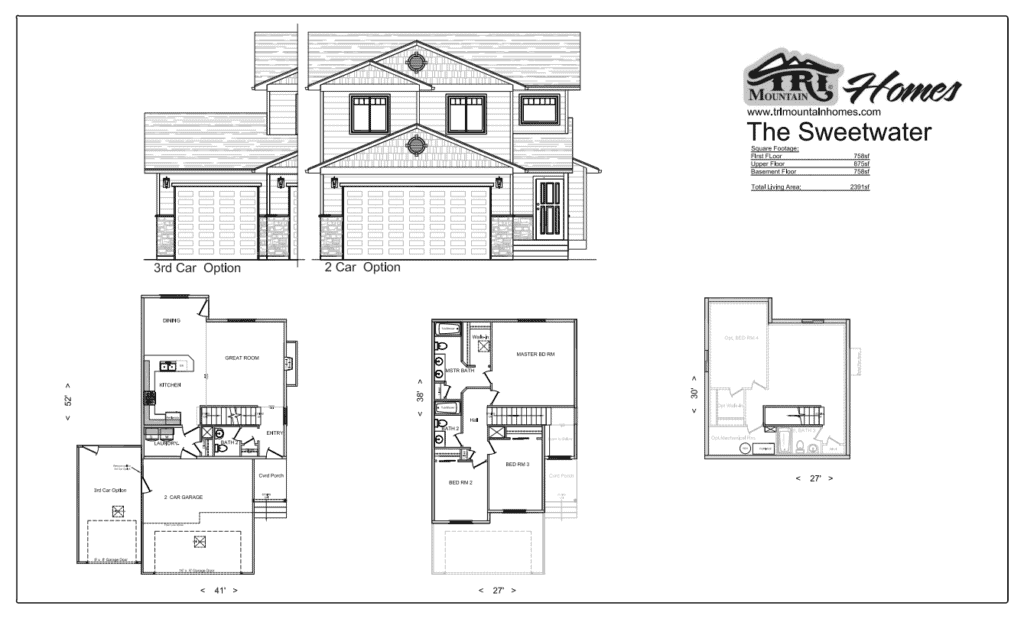 sweetwater home plan